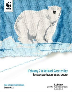 Polar Bear Poster   © WWF-Canada