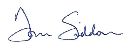 Hon. Tom Siddon