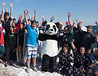 WWF Polar Dip  © WWF-Canada