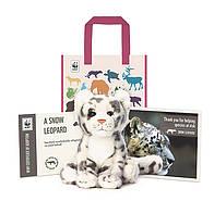 Snow leopard kit  © WWF-Canada